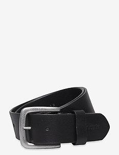 Modern Vintage Keeper Belt - ceintures classiques - regular black
