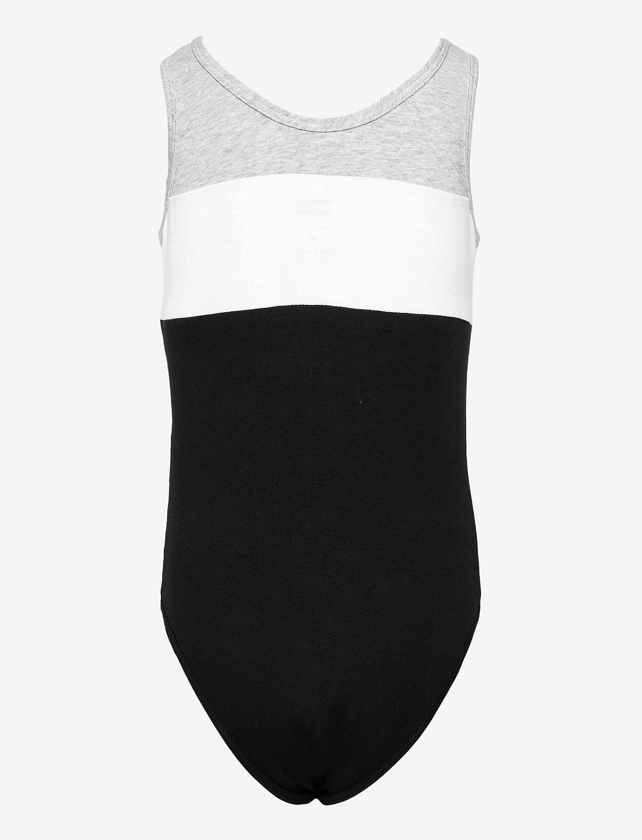 Levi's - LVG TANK BODYSUIT - jumpsuits - black - 1