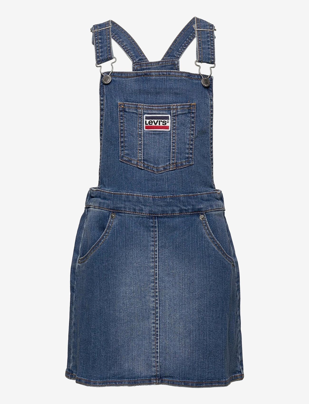 Levi's - WOVEN JUMPER DRESS - jurken - jumpstart - 0