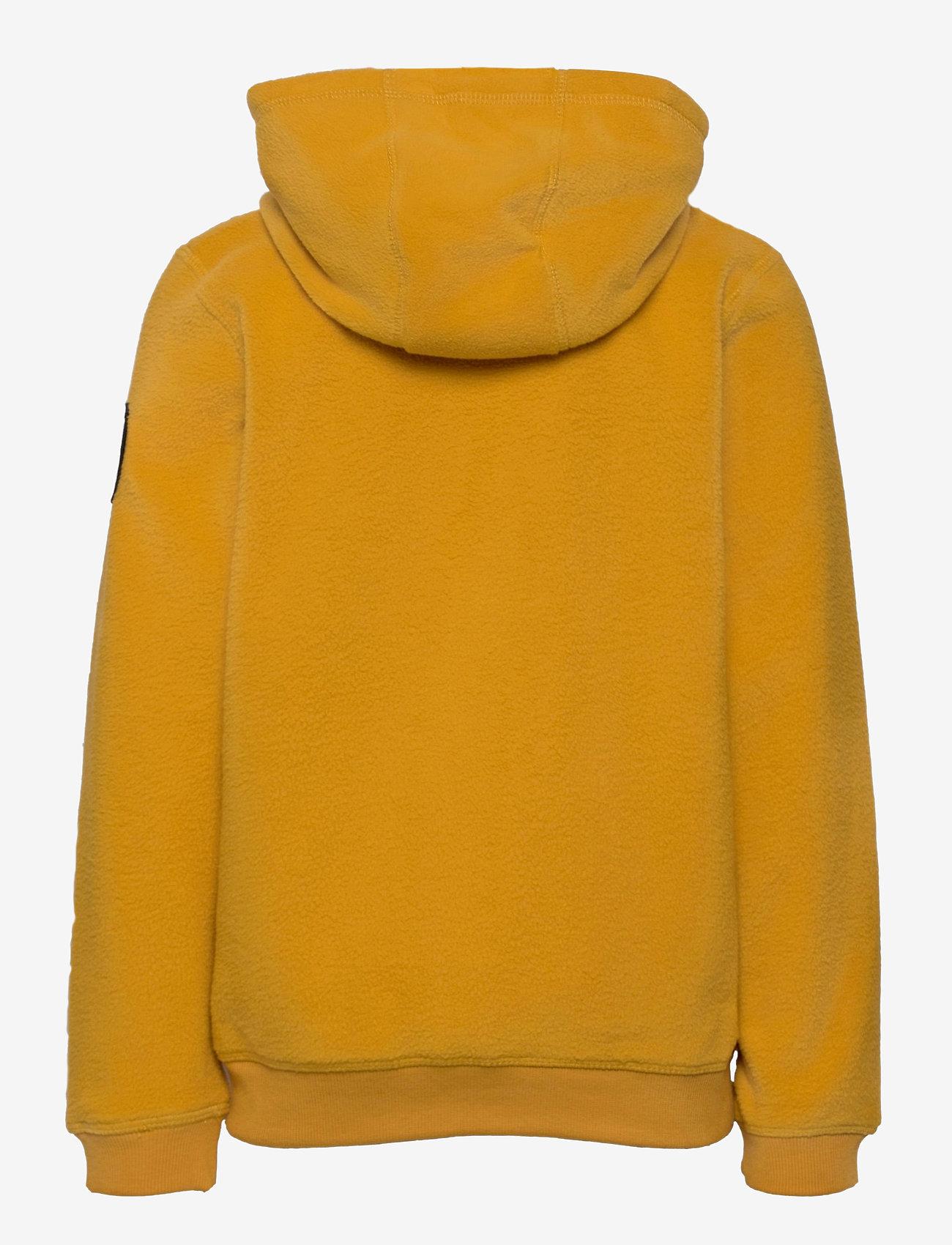 Levi's - COZY ZIP UP - fleecetøj - golden yellow - 1