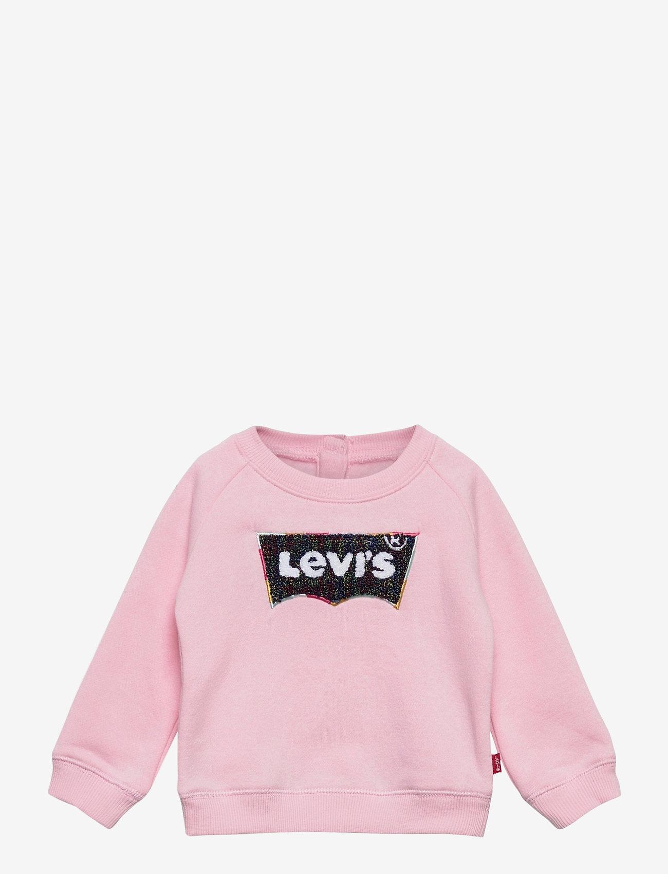 Levi's - CREW - sweatshirts - rose shadow - 0