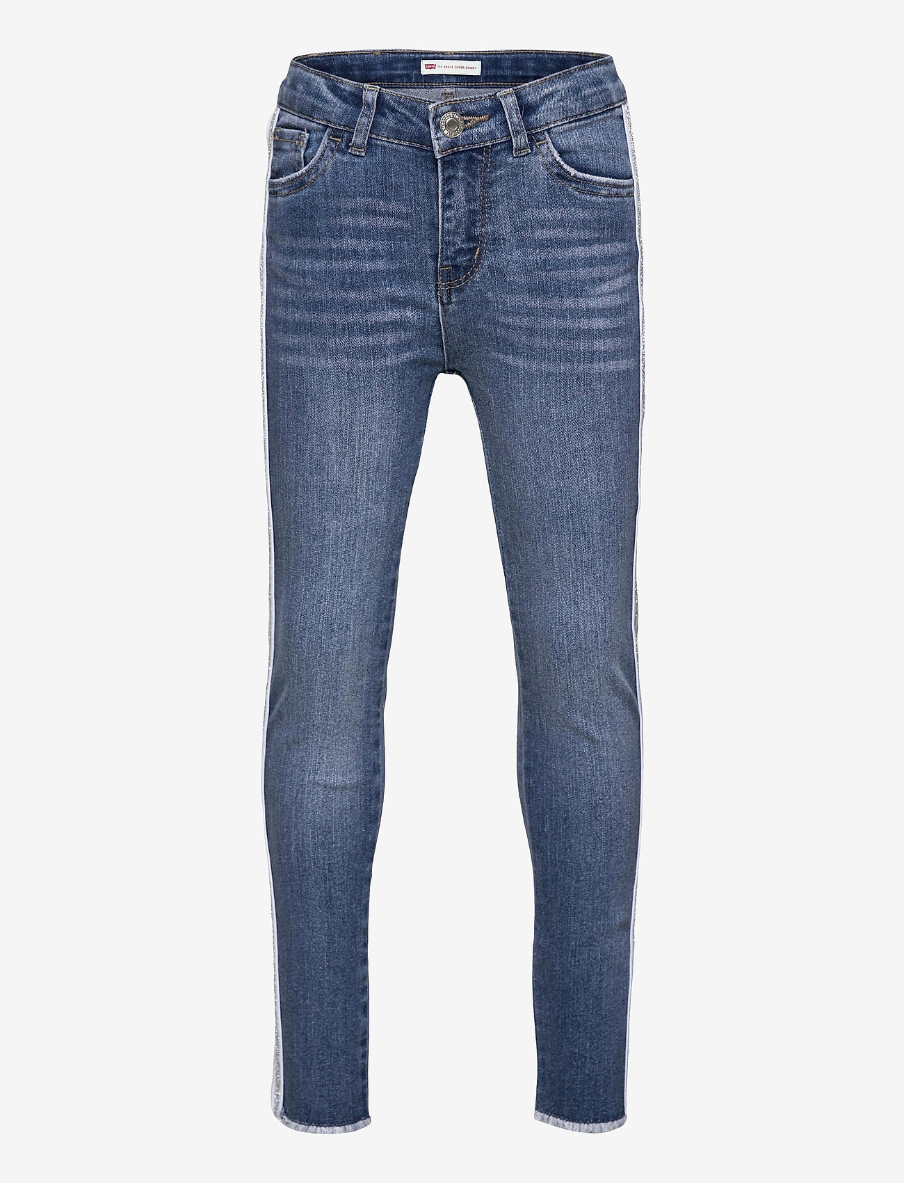 Levi's - 710 SKINNY ANKLE JEAN - jeans - no diggity - 0