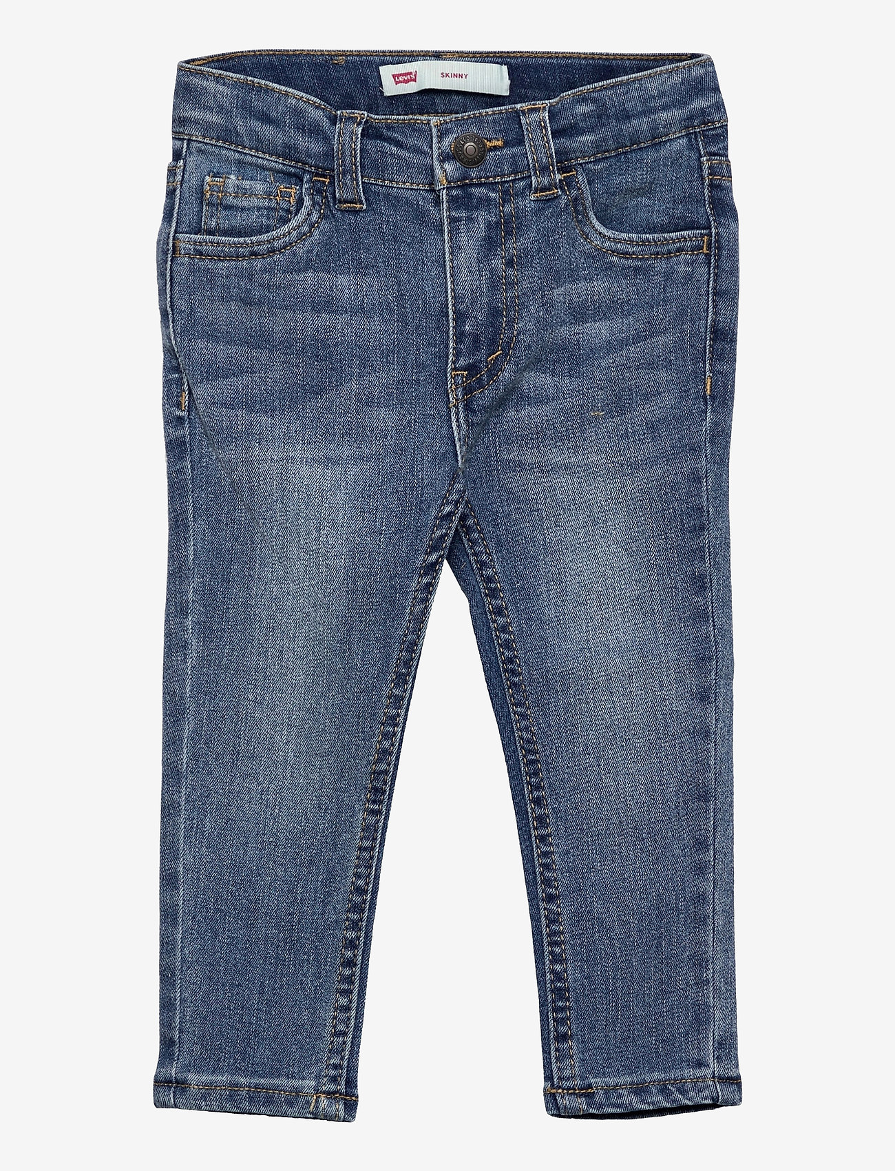Levi's - SKINNY DENIM JEANS - jeans - milestone - 0