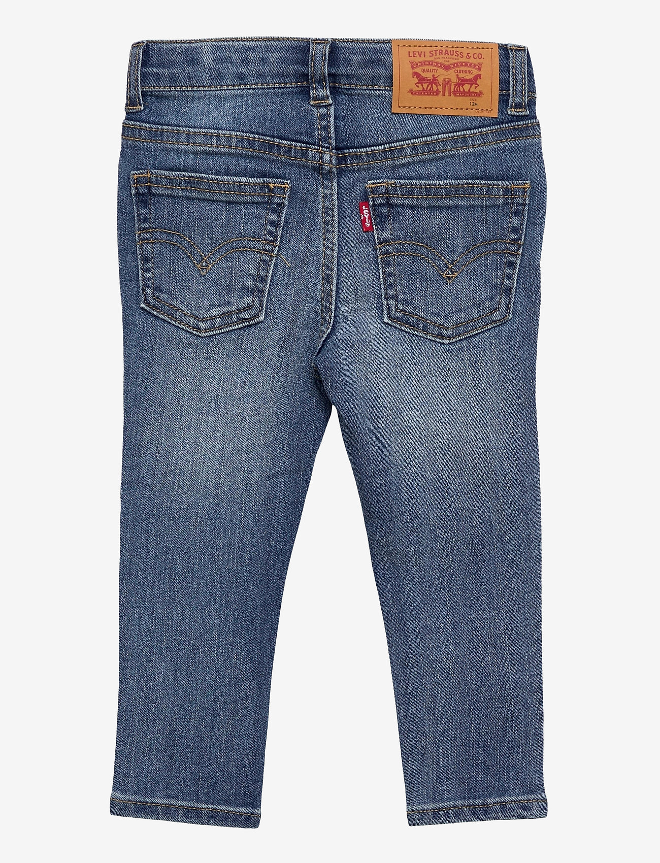 Levi's - SKINNY DENIM JEANS - jeans - milestone - 1