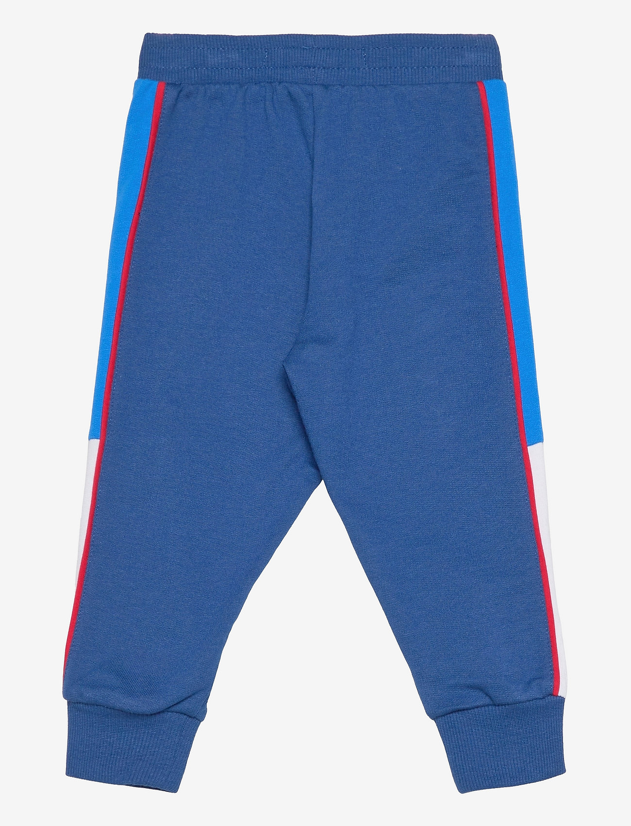 Levi's - COLORBLOCK JOGGER - trousers - estate blue - 1
