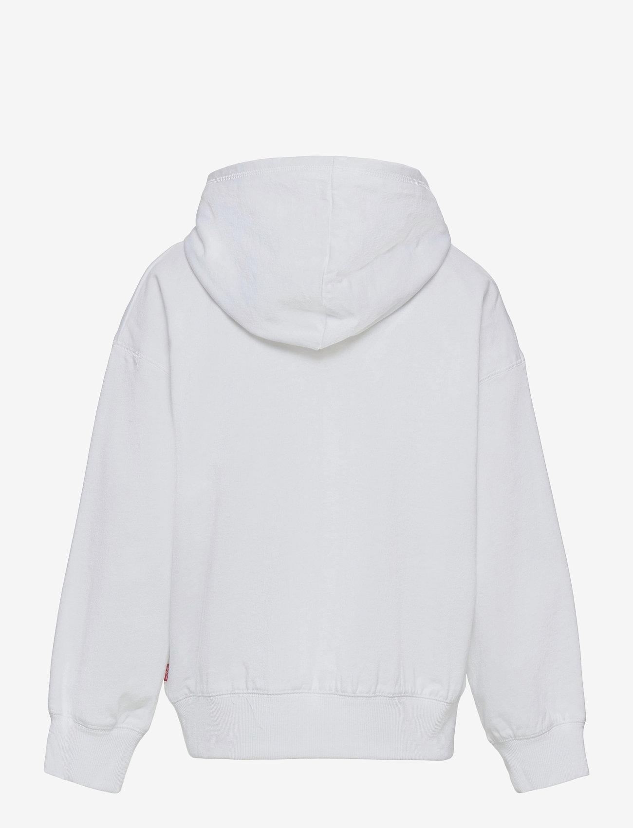 Levi's - LVG OVERSIZED HOODIE - kapuzenpullover - white - 1