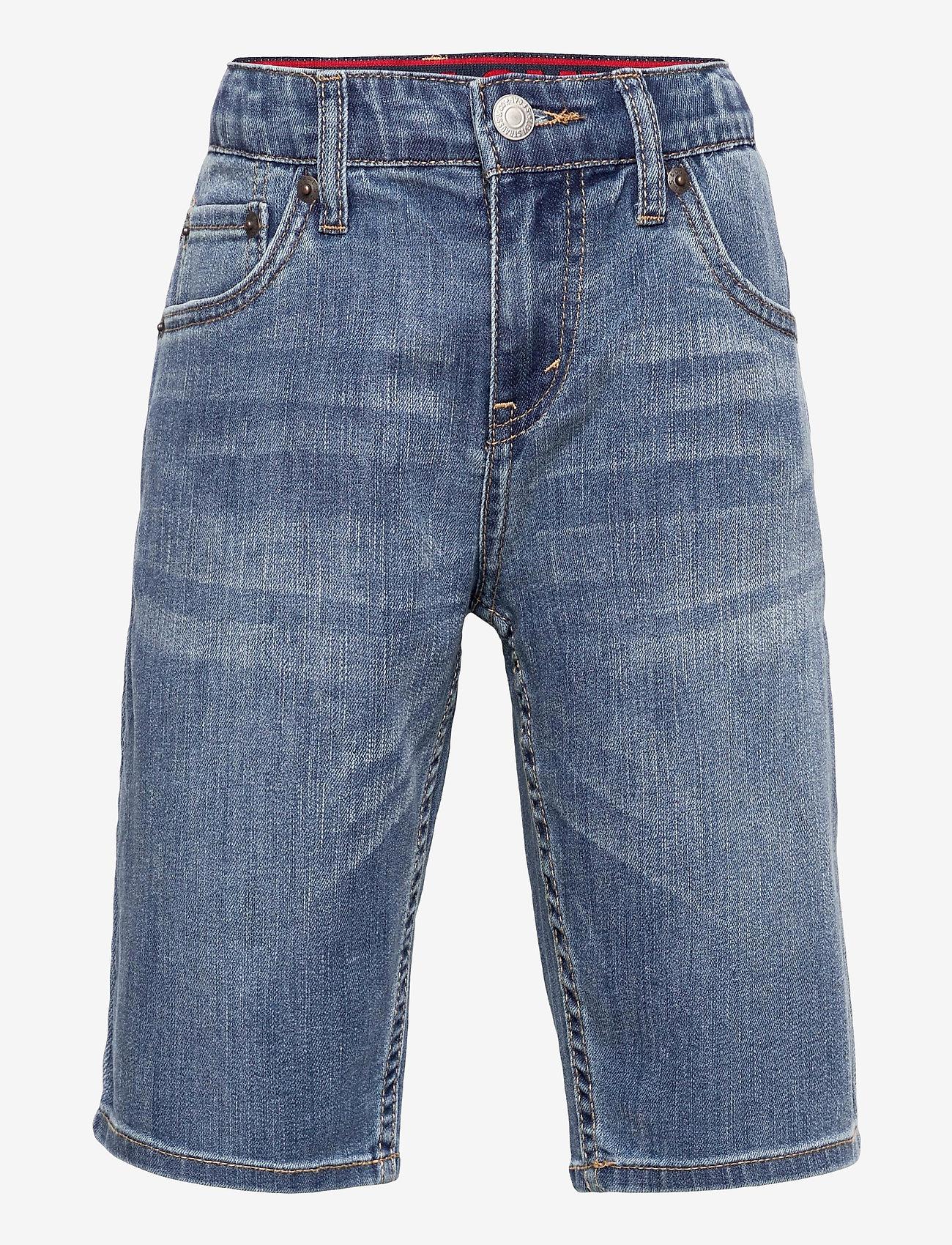 Levi's - LVB LW PERFORMANCE SHORT - shorts - spit fire - 0