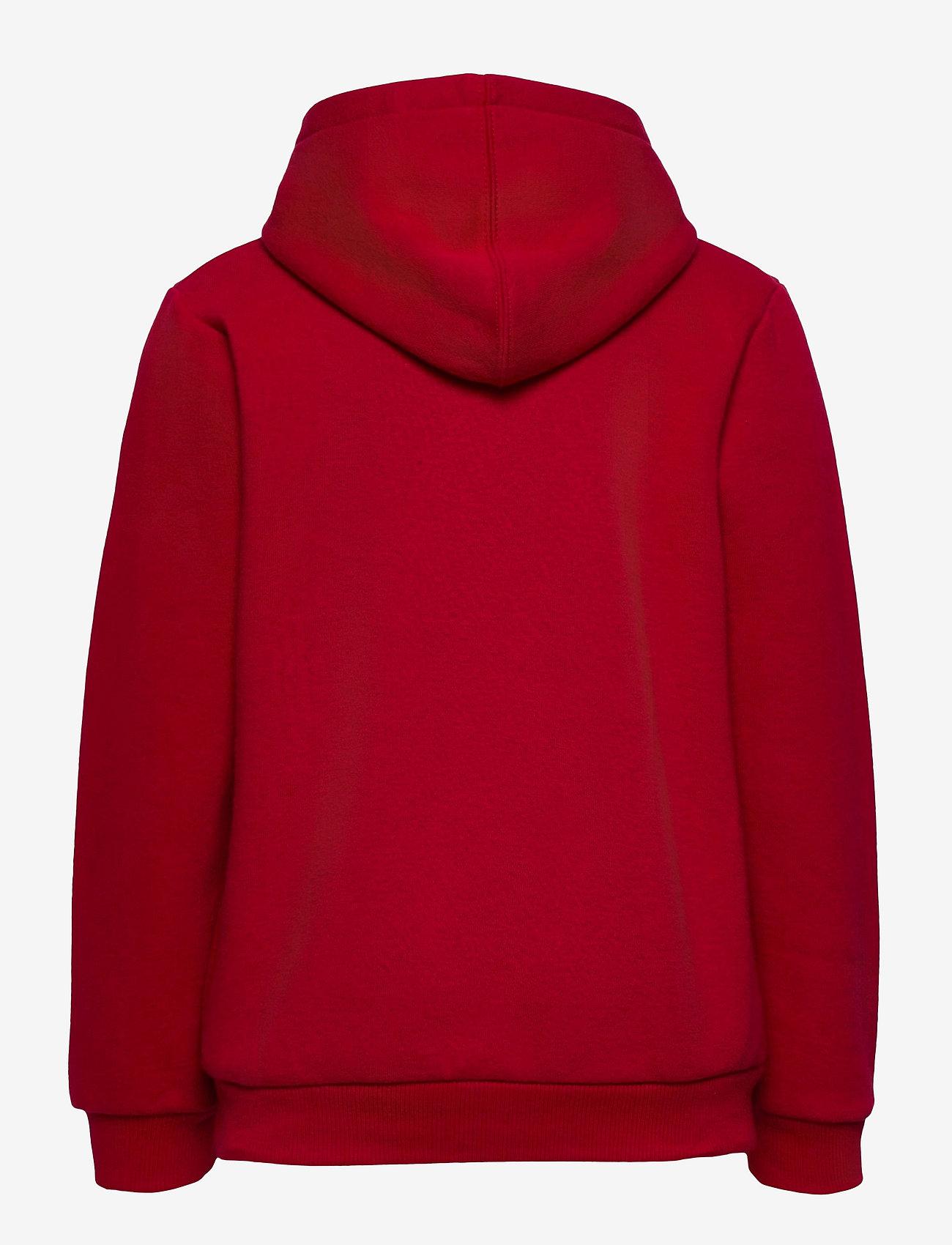 Levi's - SWEAT SHIRT - kapuzenpullover - levis red/ white - 1
