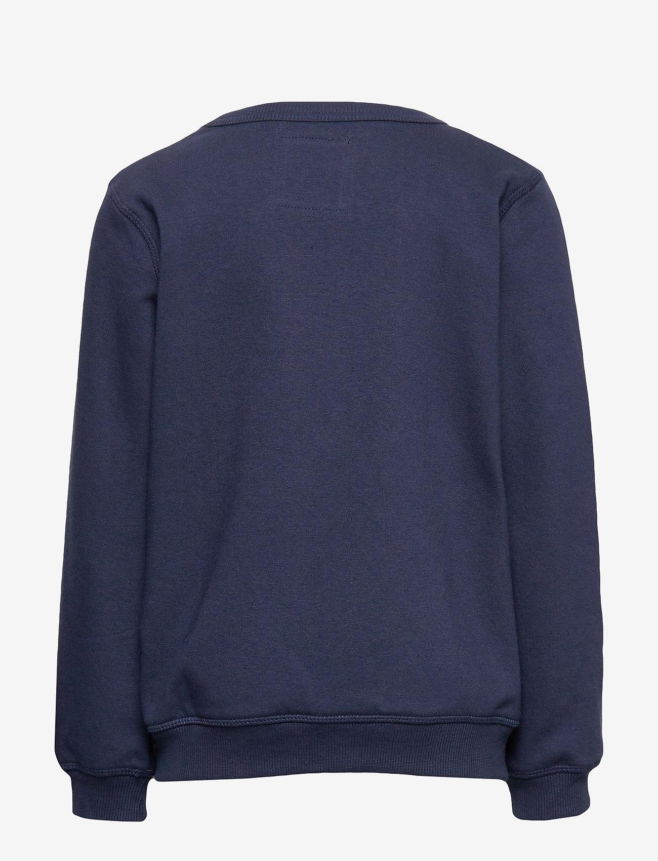 Levi's - LVB-BATWING CREWNECK SWEATSHIRT - sweatshirts - dress blues - 1