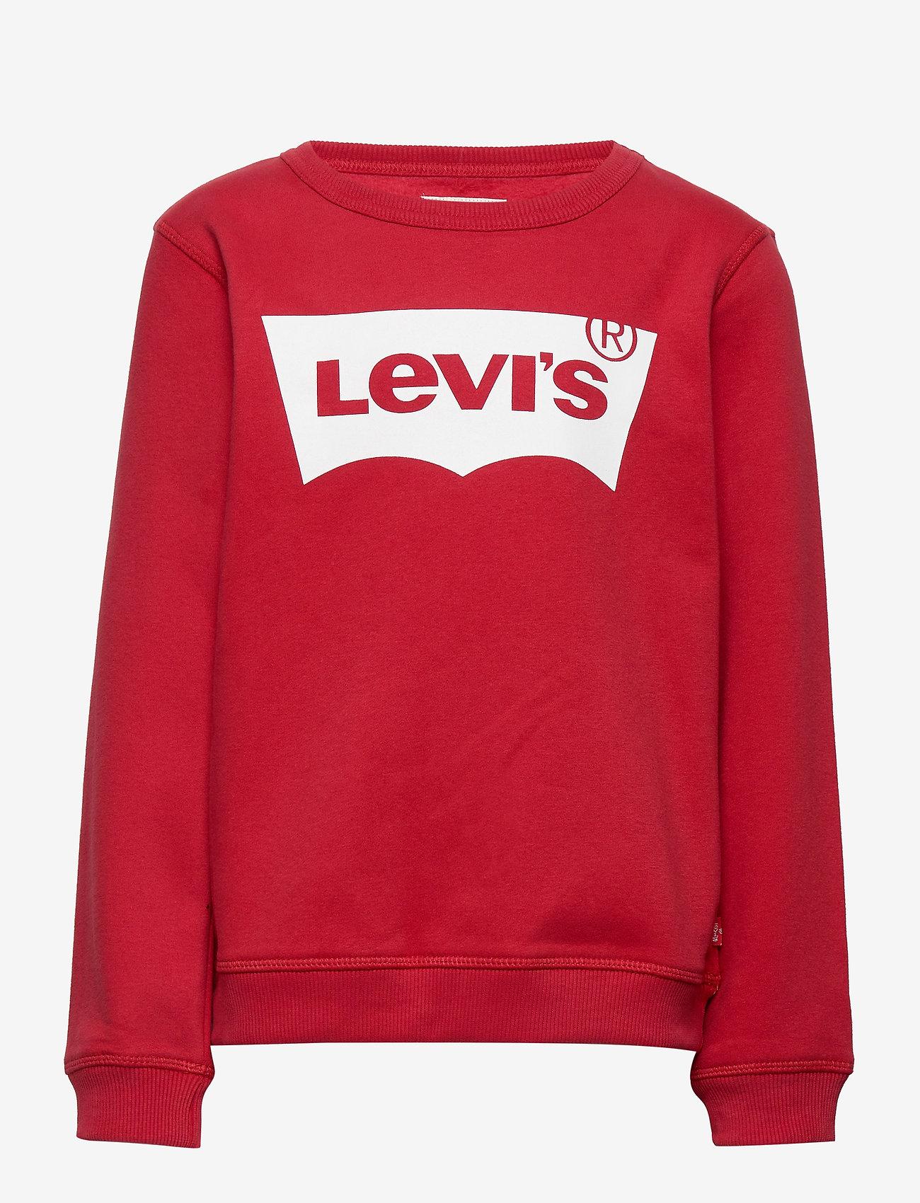 Levi's - SWEAT SHIRT - sweatshirts - levi's red/white - 0