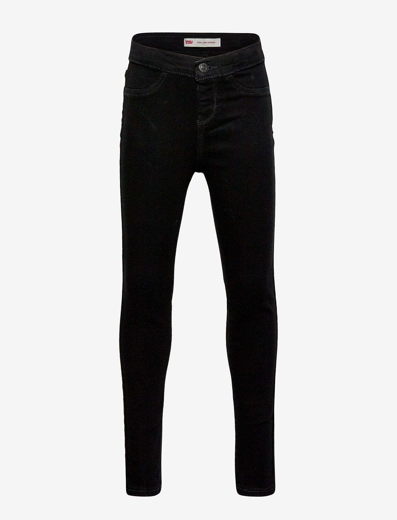 Levi's - Pull-On Legging - jeans - noir - 0