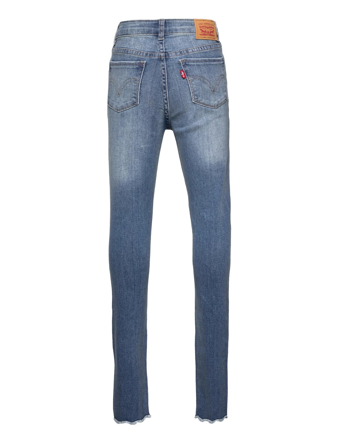 Levi's - LVG 720 HIGH RISE SUPER SKINNY - jeans - hometown blue - 1