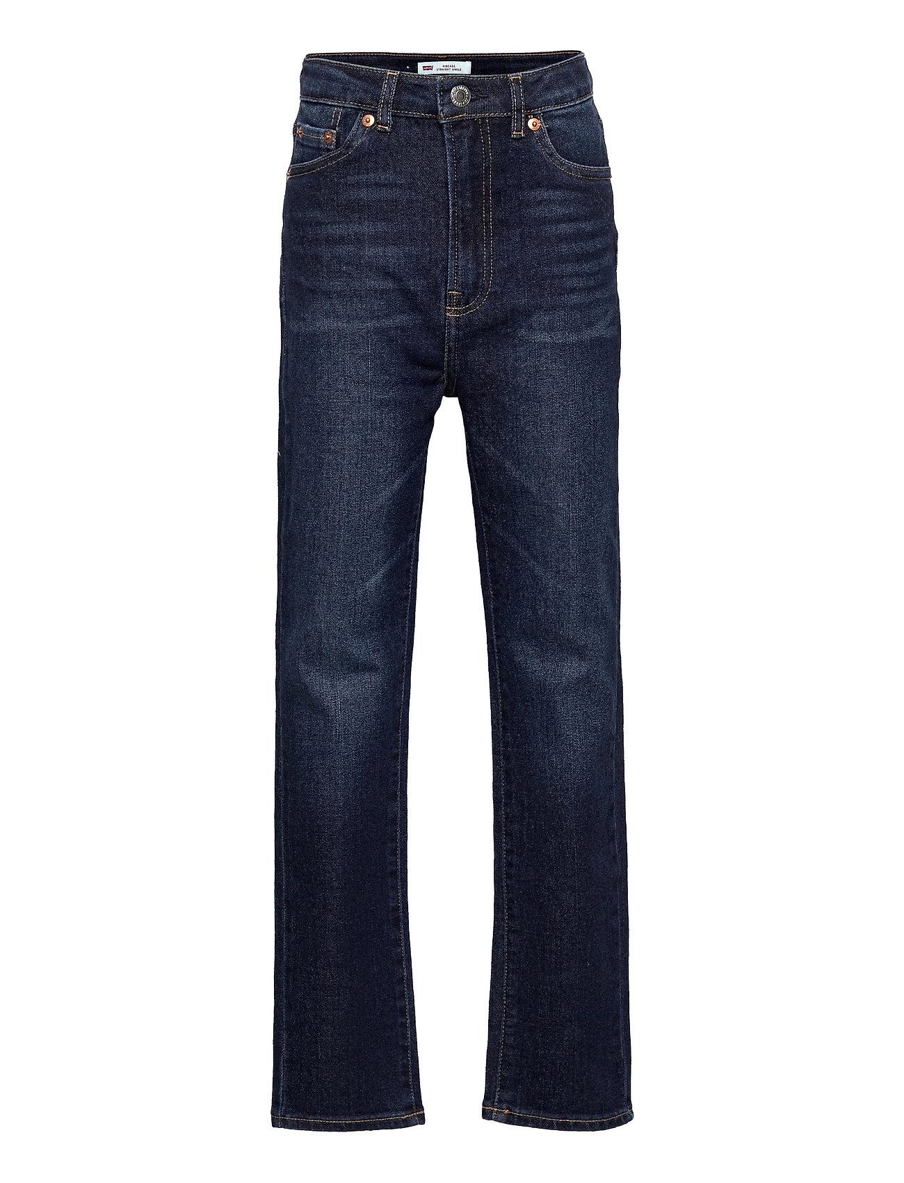 Lvg Ribcage Denim Pant Jeans Blå Levi's