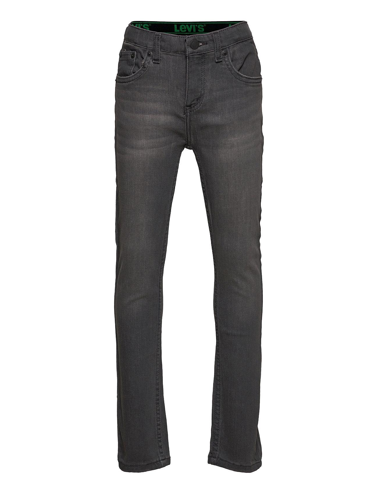 Lvb 510 Eco Soft Performance J Jeans Sort Levi's