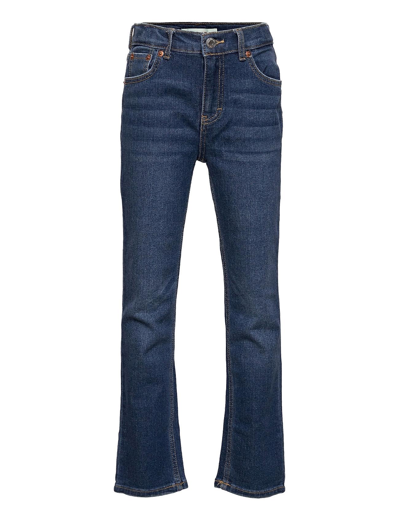 Lvg Youth Loose Jeans Blå Levi's