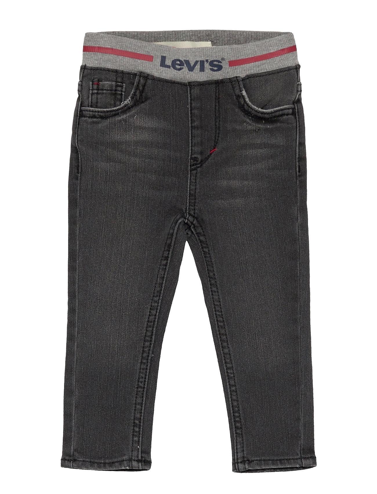 Lvb The Warm Pull On Skinny Jn Jeans Grå Levi's