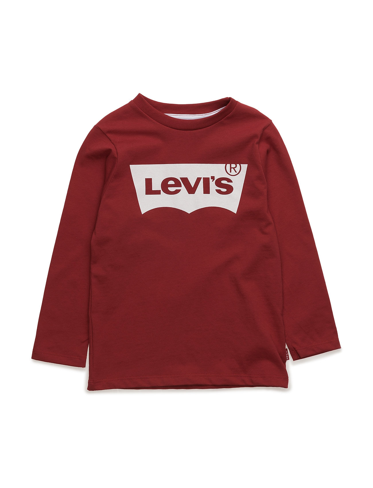 Levi's LS-TEE NOS - RED