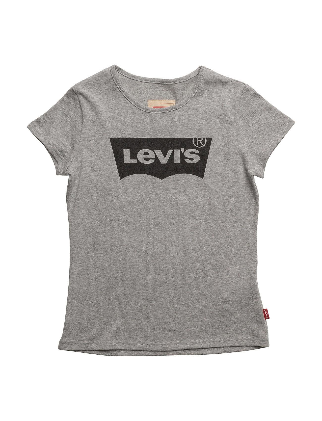 Levi's SS TEE NOS BAT - CHINA GREY
