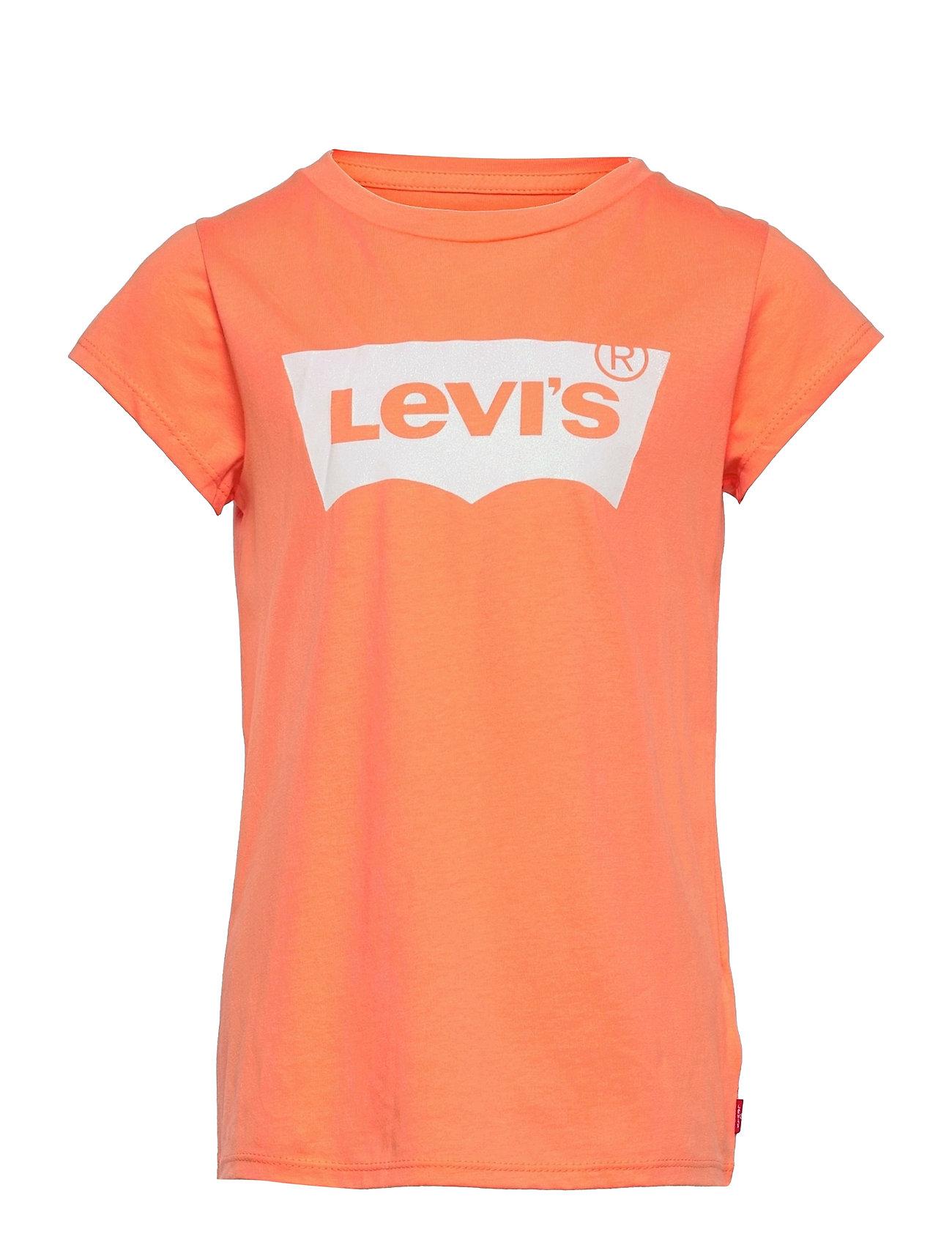 Tee-Shirt T-shirt Orange Levi's