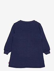 Levi's - LVG SWEATSHIRT DRESS - kleider - medieval blue - 1