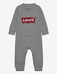Levi's - LVB KNIT COVERALL - langärmelig - grey heather - 0