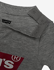Levi's - LVB KNIT COVERALL - langärmelig - grey heather - 3