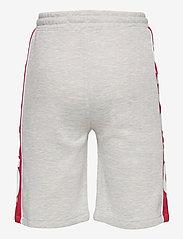 Levi's - LVB RED TAB LOGO JOGGER SHORT - shorts - grey heather - 1
