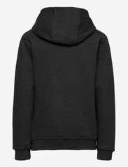 Levi's - LVB MULTICOLOR LOGO PO HOODIE - hoodies - black heather - 1