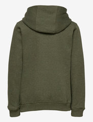 Levi's - LVB MULTICOLOR LOGO PO HOODIE - pulls à capuche - olive night heather - 1