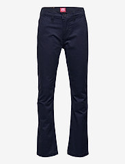 Levi's - LVB 511 SLIM FIT XX CHINOS - trousers - navy blazer - 0