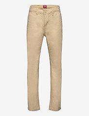 Levi's - LVB 511 SLIM FIT XX CHINOS - trousers - pale khaki - 0