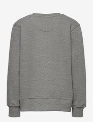 Levi's - LVBCREWNECKSWEATSHIRT - sweatshirts - dk grey heather - 1