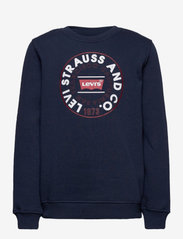Levi's - LVB CREWNECK SWEATSHIRT - sweatshirts - dress blues - 0