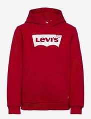 Levi's - SWEAT SHIRT - kapuzenpullover - levis red/ white - 0