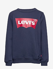Levi's - LVB-BATWING CREWNECK SWEATSHIRT - sweatshirts - dress blues - 0