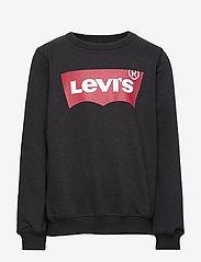 Levi's - LVB-BATWING CREWNECK SWEATSHIRT - sweatshirts - noir - 0