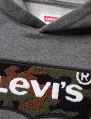 Levi's - CHENILLE BATWING HOODIE - kapuzenpullover - charcoal heather - 2