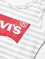Levi's - LVG TANK BODYSUIT - jumpsuits - gray heather - 3