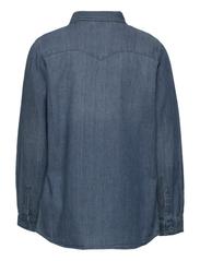 Levi's - LVB-BARSTOW WESTERN SHIRT - shirts - vintage stone - 1