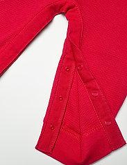 Levi's - LVNCOLLEGIATEKNITCOVERALL - À manches longues - super red - 3