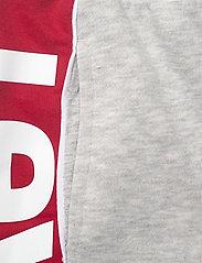 Levi's - LVB RED TAB LOGO JOGGER SHORT - shorts - grey heather - 2