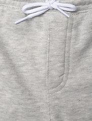 Levi's - LVB RED TAB LOGO JOGGER SHORT - shorts - grey heather - 3