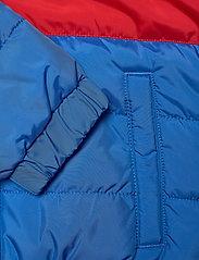 Levi's - LVN COLOR BLOCK PUFFER I - dunjakker & forede jakker - prince blue - 3