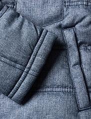 Levi's - LVB QUILTED TRUCKER JACKET - veste rembourrée - dress blue - 3