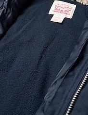 Levi's - LVB QUILTED TRUCKER JACKET - veste rembourrée - dress blue - 4