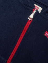 Levi's - COZY ZIP UP - fleecetøj - dress blue - 2