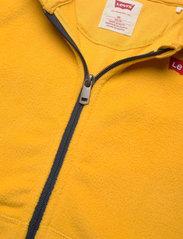 Levi's - COZY ZIP UP - fleecetøj - golden yellow - 3