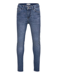 710 SKINNY ANKLE JEAN - NO DIGGITY