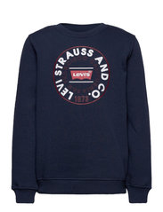 LVB CREWNECK SWEATSHIRT - DRESS BLUES
