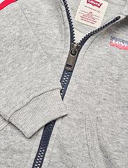 Levi's - COLORBLOCK FULL-ZIP HOODIE - pulls à capuche - grey heather - 2
